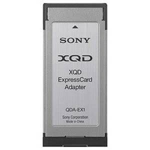 ソニー XQDエクスプレスカードアダプター QDA−EX1