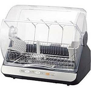 東芝 食器乾燥機(6人分) VD‐B15S‐LK (ブルーブラック)