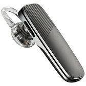プラントロニクス スマートフォン対応「Bluetooth4.1」片耳ヘッドセット USB充電ケーブル付 EXplorer 500 (グレー)(送料無料)