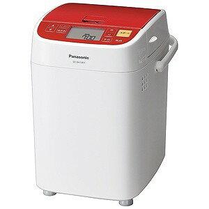 Panasonic ホームベーカリー (1斤) SD−BH1001−R <レッド>【送料無料】