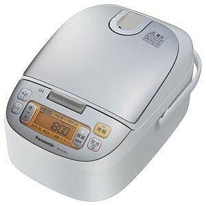 Panasonic IH炊飯ジャー(5.5合) SR−HC105−W <シャンパンホワイト>【送料無料】