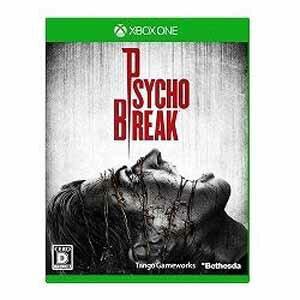 ゼニマックス・アジア Xbox Oneソフト サイコブレイク(送料無料)
