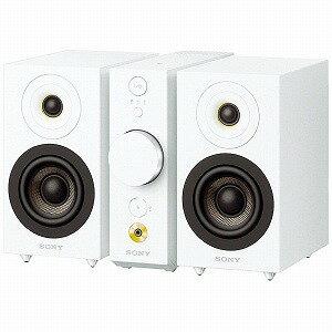 ソニー SONY Bluetoothスピーカーシステム CAS‐1 WC (ホワイト)