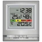 マザーツール 卓上型熱中症温度計(熱中症指数(WBGT値)表示付) MT‐873