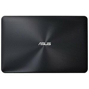 ASUS 15.6型ワイドノートPC X555UA(ブラック) X555UA−6200F【送料…