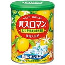 アース製薬 バスロマン 濃縮レモン仕立て 850g(ボディケア用品) ...