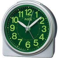 セイコー 目覚まし時計 NR439S (銀色)