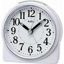 セイコー 目覚まし時計 NR439W (白パール)