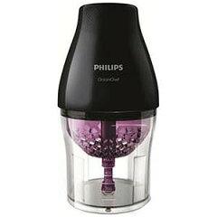 フィリップス フードプロセッサー「マルチチョッパー」 HR250995 <ブラック>【送料無料…