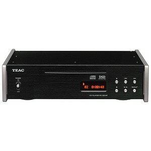 ティアック 「ハイレゾ音源対応」CDプレーヤー PD501HRSPB(送料無料)