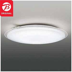 東芝 リモコン付LEDシーリングライト(〜8畳)調光 調色 LEDH908YLC‐BK