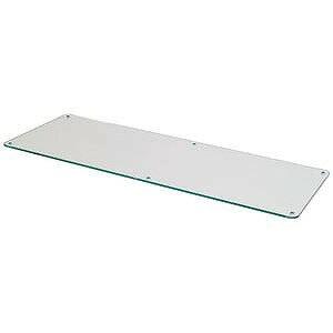 カスペルスキー クリアガラス追加棚板/AVシリーズシリーズ用 8m厚 AV01G