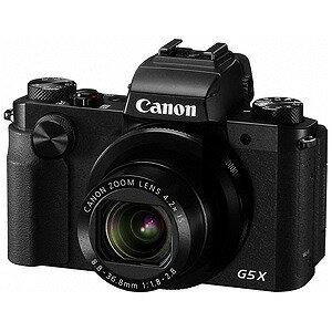 Canon コンパクトデジタルカメラ PowerShot(パワーショット)G5 X PSG5X…