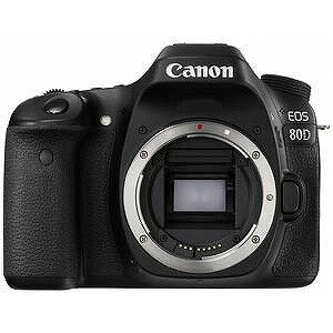 デジタルカメラ, デジタル一眼レフカメラ Canon EOS 80D EOS80D