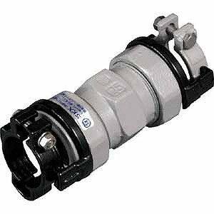 川西水道機器 ポリエチレン管×鋼管用異種管継手 SKXソケットP50×50 SKXSP50X50(送料無料)