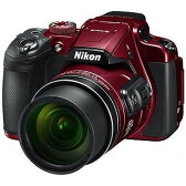 ニコン コンパクトデジタルカメラ COOLPIX(クールピクス) B700 (レッド)(送料無料)