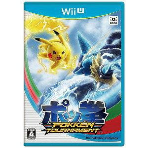 ポケモン Wii Uソフト ポッ拳 POKKEN TOURNAMENT【送料無料】