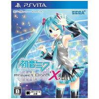 セガゲームス初音ミク‐ProjectDIVA‐X
