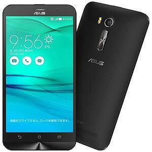 ASUS SIMフリースマートフォン ZenFone GO Series ZB551KL‐BK16 (ブラック)(送料無料)