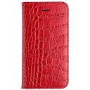 iPhone 5s/5/SE用Vivid Croco Diary  G...