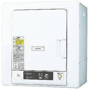日立 衣類乾燥機 (乾燥4.0kg) DE‐N40WX‐W (ピュアホワイト)(標準設置無料)