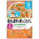 コジマ楽天市場店で買える「和光堂 グーグーキッチン 鶏肉と里芋の煮っころがし(80g)〔離乳食・ベビーフード 〕」の画像です。価格は109円になります。