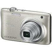 ニコン コンパクトデジタルカメラ COOLPIX(クールピクス) A100 (シルバー)(送料無料)