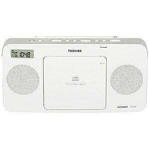 【ポイント2倍】東芝 CDラジオ TY−CR20【送料無料】