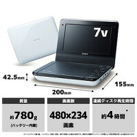 ソニーDVP‐FX780(W)(ホワイト)