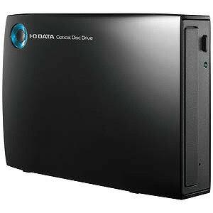 I・O・DATA 外付ブルーレイディスクドライブ「USB3.0・Win」BDXL対応 (ブラック) BRD‐UT16WX(送料無料)