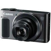 コンパクトデジタルカメラ ショット ブラック