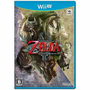任天堂 Wii Uソフト ゼルダの伝説 トワイライトプリンセス HD【送料無料】
