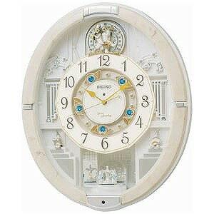 セイコー 電波からくり時計「ウェーブシンフォニー」 RE576A(送料無料)