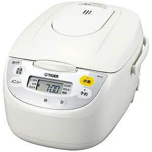 タイガー マイコン炊飯ジャー (1升) JBH‐G181‐W (ホワイト)(送料無料)