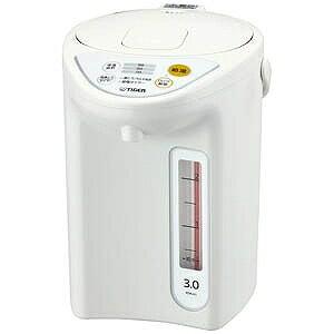 虎微電熱水壺 (3.0 L) PDR G301-W (白色)