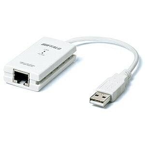 バッファロー 10/100M USB2.0用 LANアダプター LUA3‐U2‐ATX