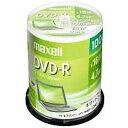 マクセル 1〜16倍速対応 データ用DVD−Rメディア (4