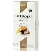 コーヒーカプセル「カフェロイヤル」(10カプセル)バニラ 166030バニラ