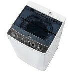 ハイアール 全自動洗濯機 (洗濯4.5kg)「Haier Joy Series」 JW‐C45A‐Kブラック(標準設置無料)