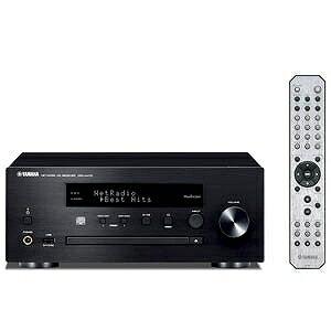 YAMAHA (ワイドFM対応)ネットワークオーディオプレーヤー(ブラック) CRX-N470B()