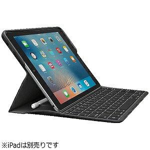 ロジクール 9.7インチiPad Pro用 キーボードケース iK1082BK(送料無料)