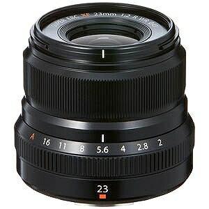 富士フィルム 交換レンズ XF23mmF2 R WR(FUJIFILM Xマウント)(ブラック)(送料無料)