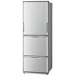 標準セッティング(設置作業)無料&安心の長期保険証無料進呈!シャープ 3ドア冷蔵庫(350L・...