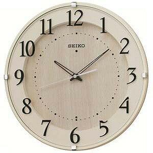 セイコー 掛け時計 ナチュラル スタイル