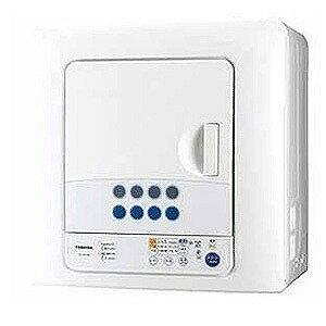 東芝 衣類乾燥機 (乾燥容量4.5kg) ED‐45C‐W (ピュアホワイト)(標準設置無料)