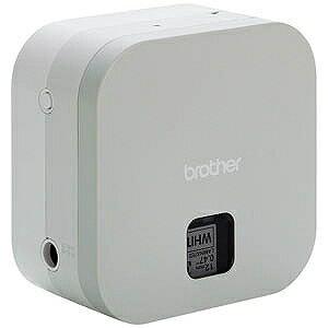 ブラザー ラベルライター「ピータッチキューブ(P−TOUCH CUBE)」(テープ幅12mmまで) PT−P300BT