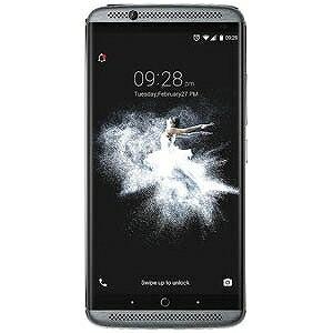 ZTE Android M・5.5型 nano×2 SIMフリースマートフォン AXON7 (クオーツグレー)(送料無...