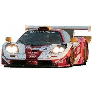 青島文化 プラスチックモデル            1/24 スーパーカー マクラーレン F1 GTR ロングテイル 1998 ルマン24時間 #40