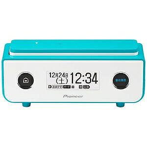 パイオニア (子機なし)デジタルコードレス留守番電話機 TF−FD35S−L (ターコイズブルー)