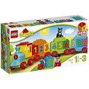 LEGO レゴブロック 10847 デュプロ はじめてのデュプロ(R)  かずあそびトレイン